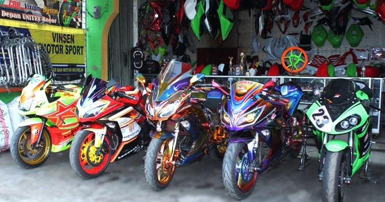 13 Terpopuler Variasi Motor Otista Jakarta Timur
