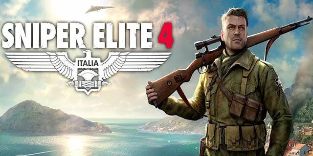 Spesifikasi PC Game Sniper Elite 4