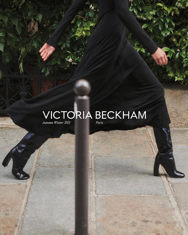 VICTORIA BECKHAM Fall Winter 2021 Collection