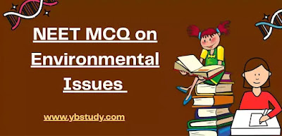 MCQ on Environmental Issues for NEET