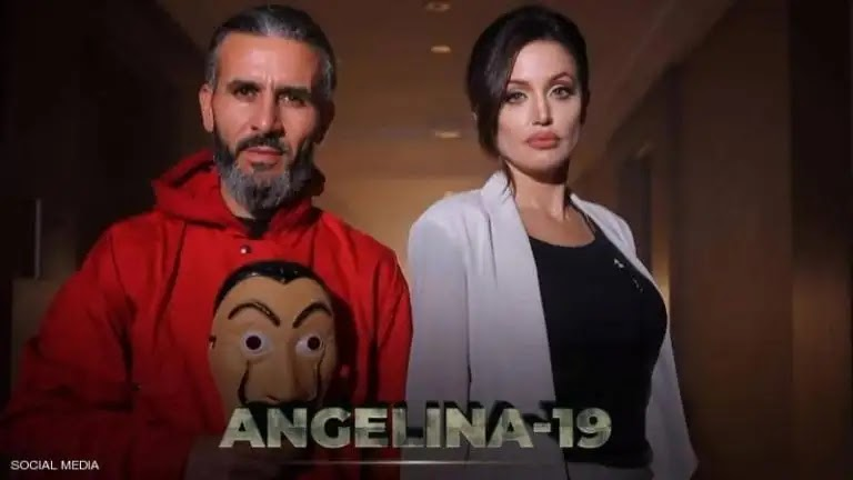 """The World Health Organization calls for stopping the """"Angelina 19"""" program on a Tunisian channel - Angelina Jolie"""