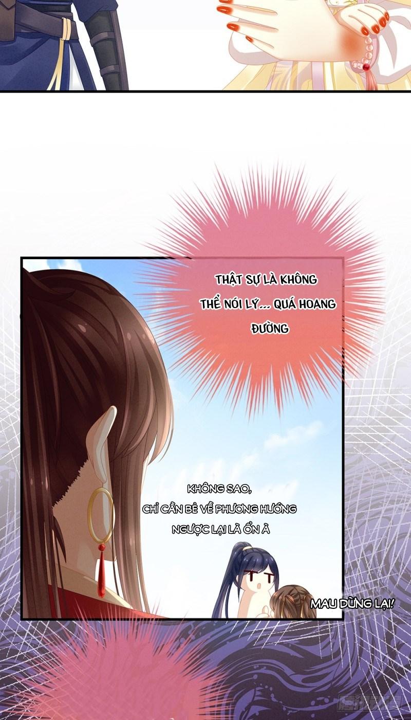 Hậu Cung Của Nữ Đế chap 16 - Trang 15