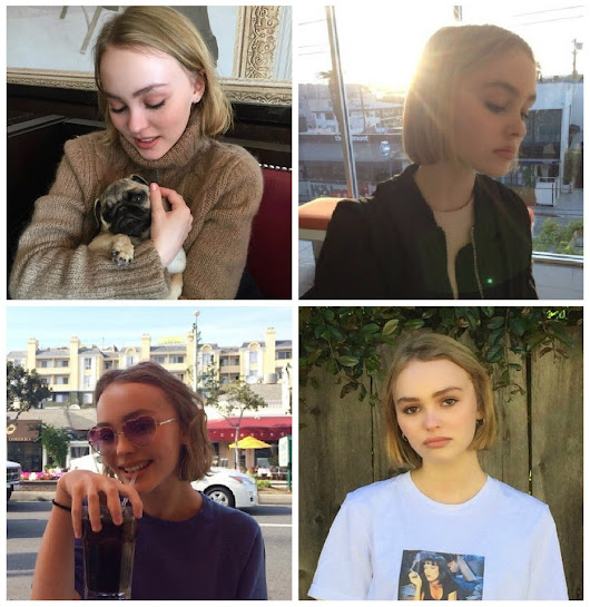Fashion: The new It girl, Lily-Rose Depp