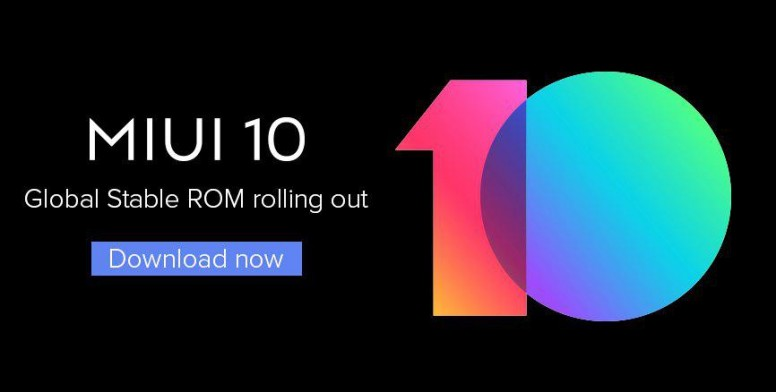 MIUI 10 global stable update 10 3 7 0 download for Xiaomi