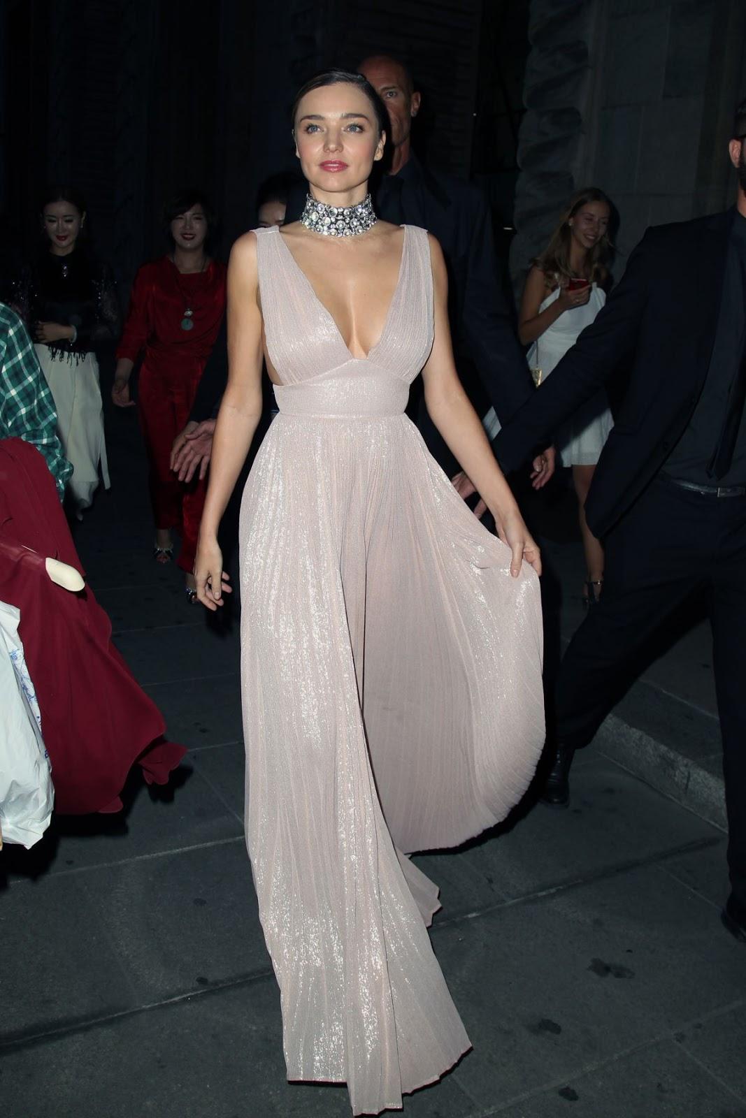 Miranda Kerr at Koradior Fashion Show at Milan Fashion Week