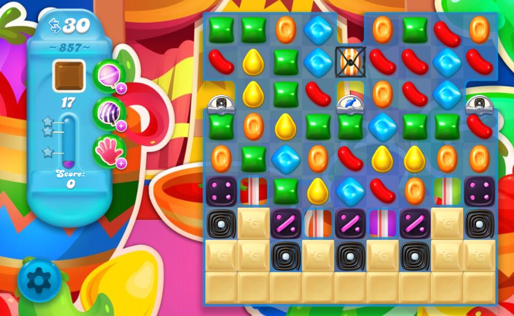 Candy Crush Soda Saga 857