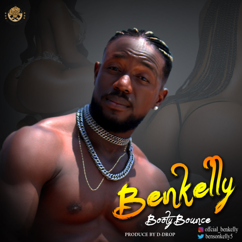 """Benkelly – """"Booty Bounce"""" (Prod By D-Drop) #Arewapublisize"""