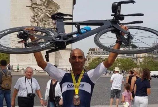 मयंक ने 463 KM एंडुरोमन रेस जीतकर वर्ल्ड रिकॉर्ड बनाया - newsonfloor.com