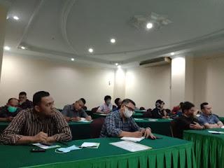Program Perkuliahan S2 Lakukan Sosialisasi yang Bekerja Sama Antara Korps Advokat Alumni dan Program Pascasarjana Magister Hukum UNPAB