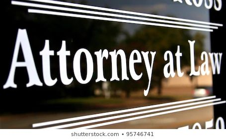 Attorney of Law Or At