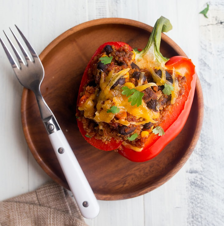 Ten Awesome Things You Can Learn From Studying Stuffed Peppers For Two.