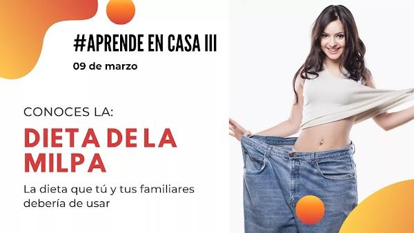 Cómo llevar una dieta correcta en México