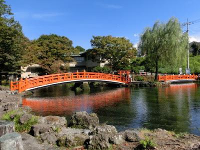 神路橋と神路枚橋