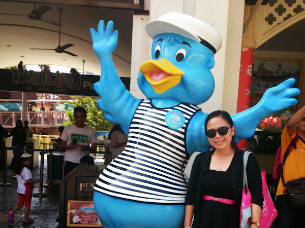 West Malaysia : Sunway Lagoon 2014 (Part 1)