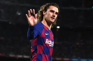 Barca ready to accept £90m for Griezmann as Man Utd primed to swoop