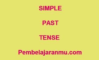 Simple Past Tense (Penggunaan, Keterangan Waktu dan Susunan Kalimatnya dalam Tenses )