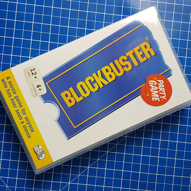 Blockbuster Movie Game Review (Age 14+) Pack shot - blockbuster video box