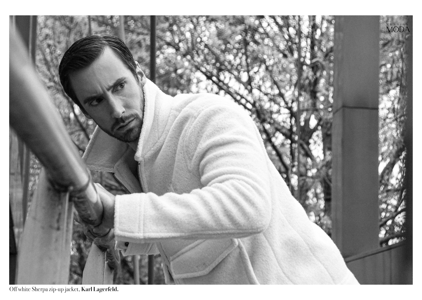 Arabian Moda x Karl Lagerfeld