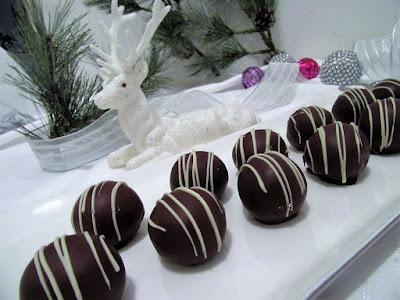 Cherry kuglice / Cherry balls