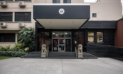 China ordena que os EUA fechem seu consulado em Chengdu 2