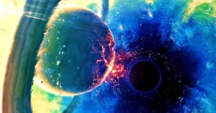 Söz konusu bilimsel öngörülere göre güneş sistemimize bir kara deliğin girme ihtimali trilyonda birdir.