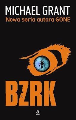 """BZRK"" Michael Grant"