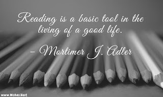 quote about reading changing your life
