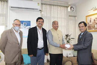 N Venudhar Reddy appointed as Director General of All India Radio