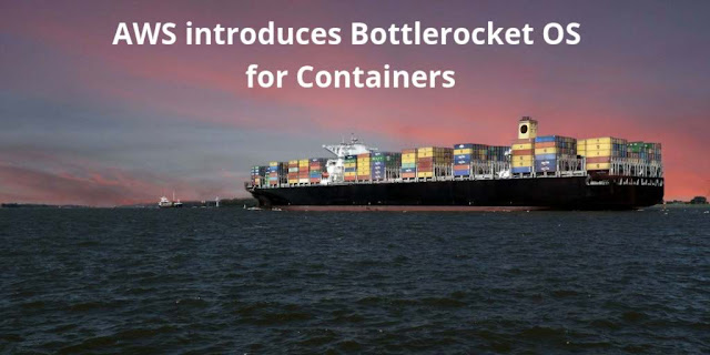 AWS introduces Bottlerocket OS for Containers