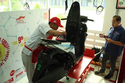 Astra Honda Skill Contest (AHSC)