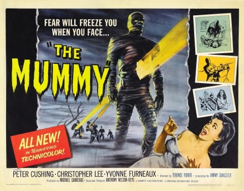 Poster - The Mummy (1959)