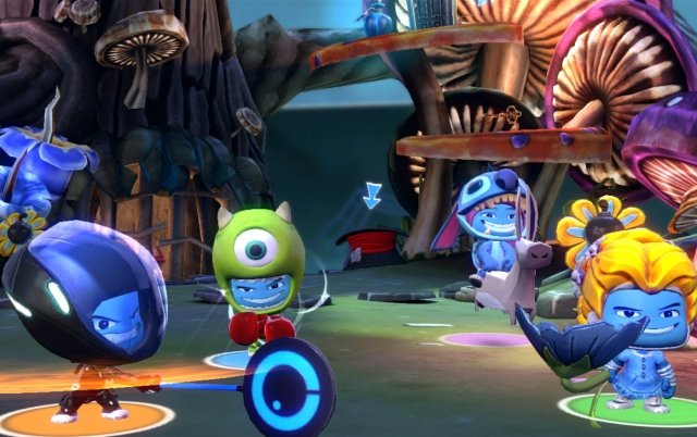 Disney Universe PC Games Screenshots