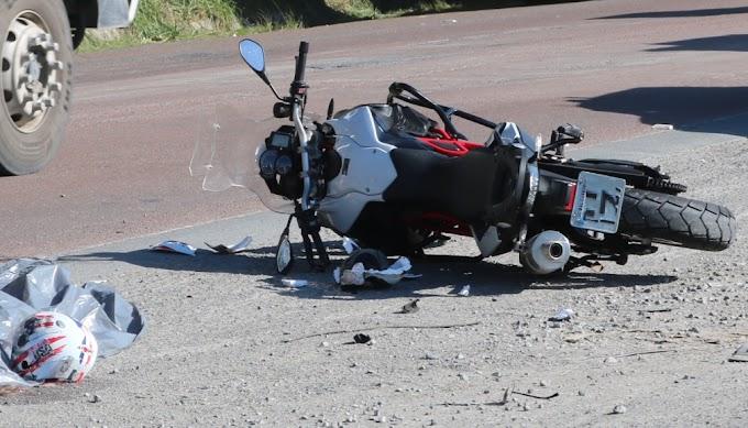 Acidente de trânsito com vítima fatal em Arcoverde