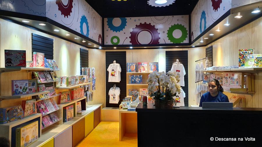 Loja Museu da Imaginação