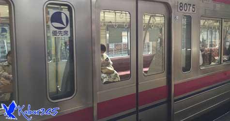 Beda Gerbong Kereta Khusus Wanita di Jepang dan Indonesia