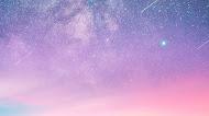 Milky Way in mount Fuji mobile wallpaper