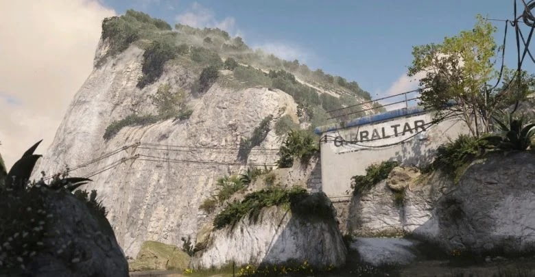 Maps based on Call of Duty: WWII for Call of Duty Mobile