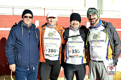 Trail Serrucho - Atletismo Aranjuez