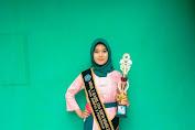 Athalia Tierani Siregar, Raih Wakil 1 Pemilihan Bujang Gadis Kampus Stia Satya Negara