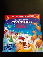 Double CD Les plus belles chansons de Noël