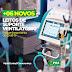 Prefeitura de Ipirá adquire seis novos leitos de suporte ventilatório pulmonar para tratamento da COVID-19