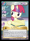 My Little Pony Moondancer, Detail-Oriented Marks in Time CCG Card