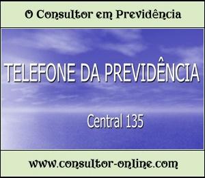 Acesse a Previdência Social pelo telefone 135