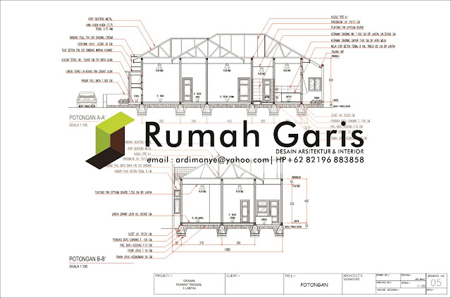 jasa gambar drafter autocad desain bangunan