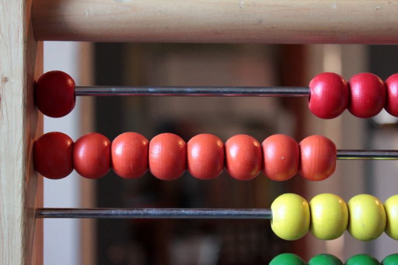 learn simple addition and on abacus - 792×528