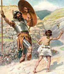 Le remake de David contre Goliath ?