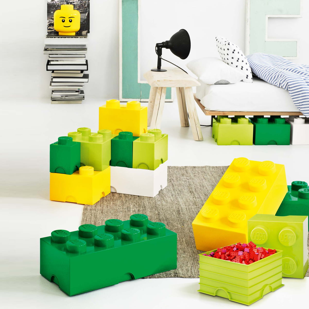 LEGO Storage by Room Copenhagen