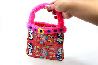 como hacer accesorios para niñas