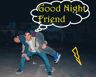 good night images for my best friend