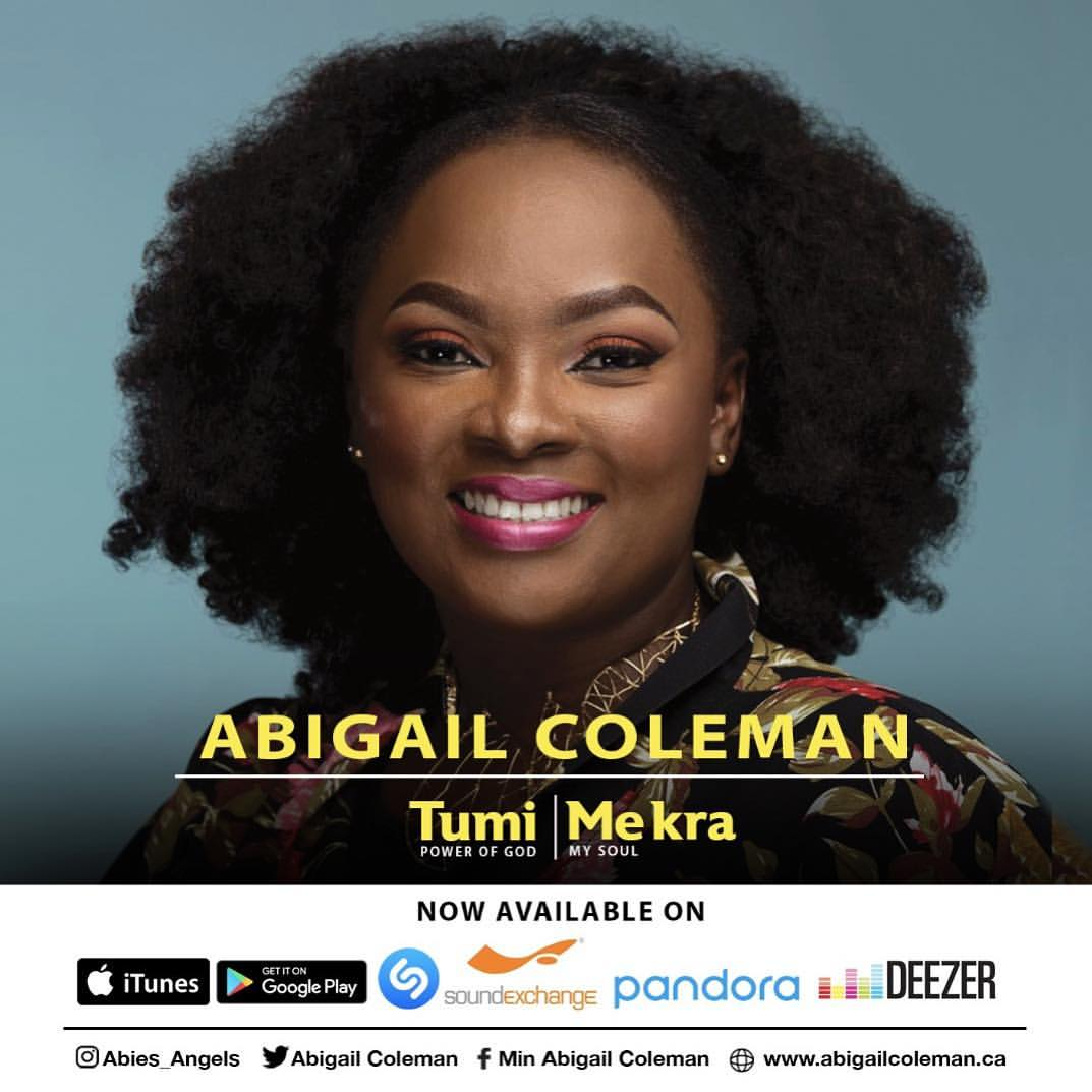 Get Abigail Coleman's New Single